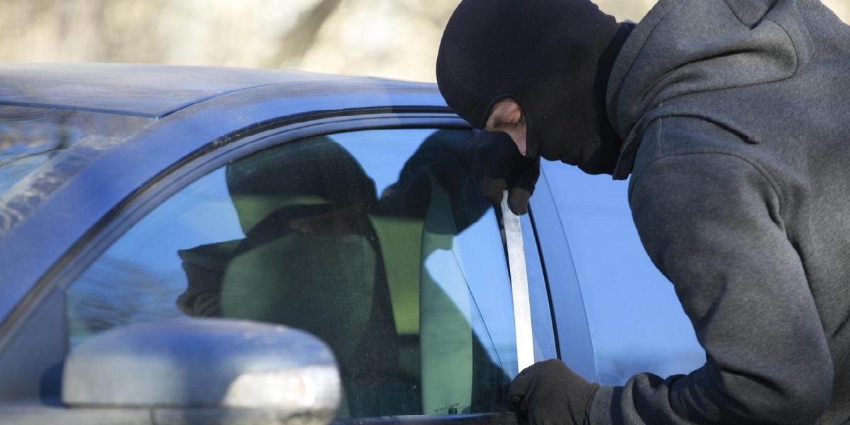 thief US$19 000 Car