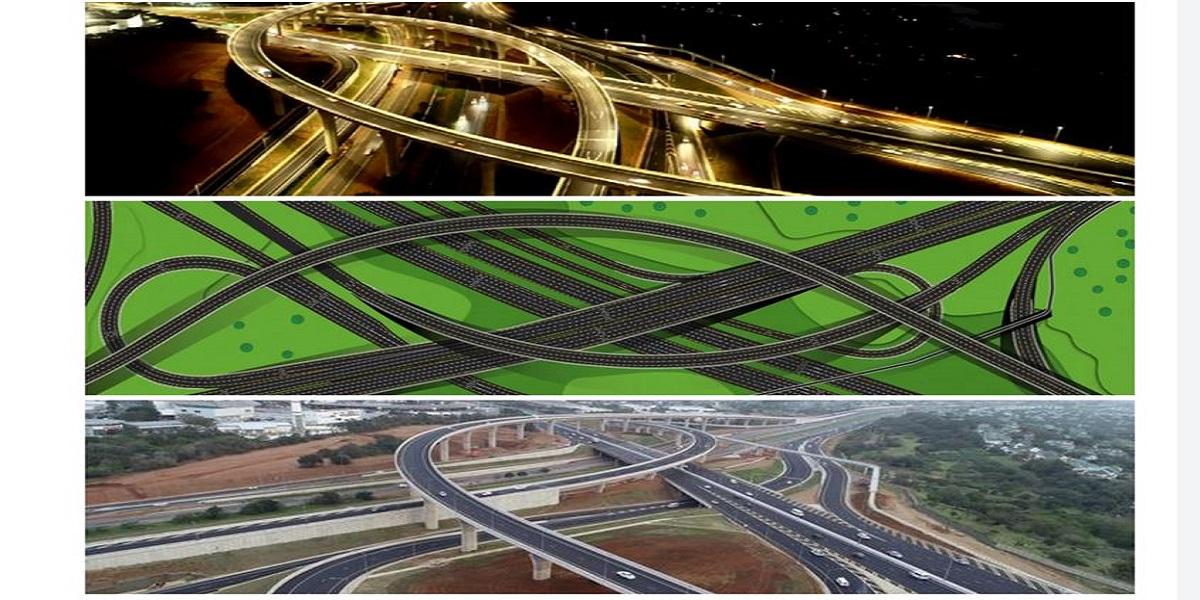 4-tier interchange Africa's second