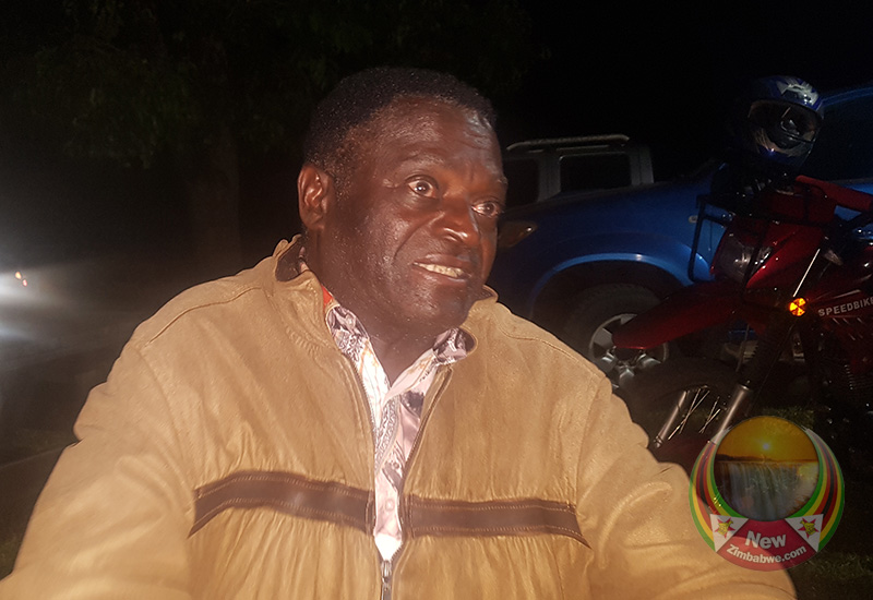 Chief Chiweshe