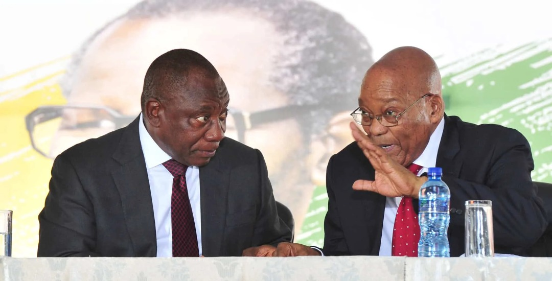 Jacob Zuma South Africa: ANC Pleads For Financial Assistance