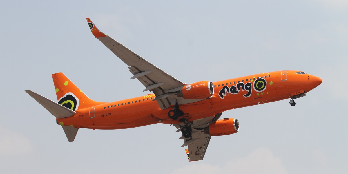 MANGO AIRLINES Has suspended flights further notice outstanding payments