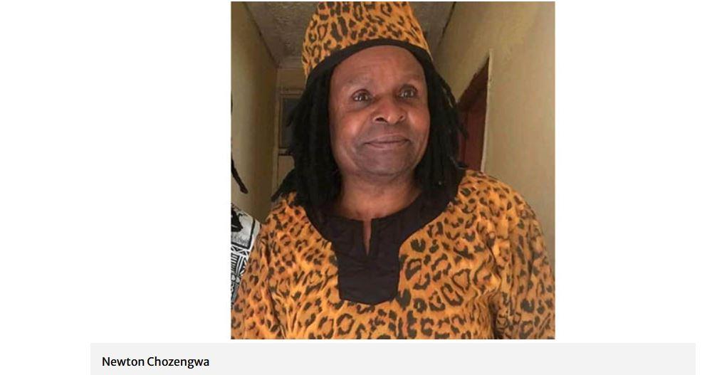 Newton chozengwa gwenyambira mbira player tutorhas died