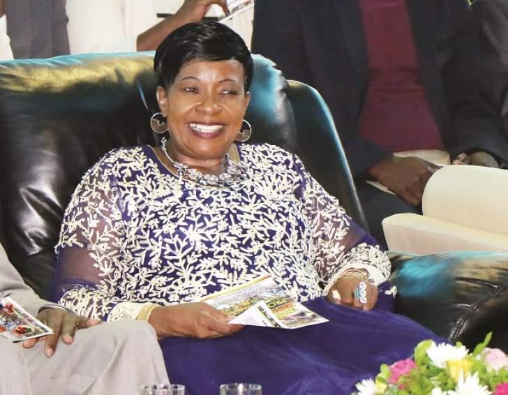 Auxillia Mnangagwa