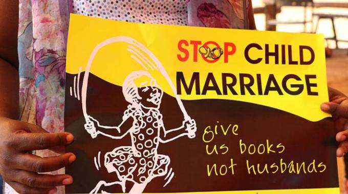 Child Marriages Government Blamed For Death Of Memory Machaya