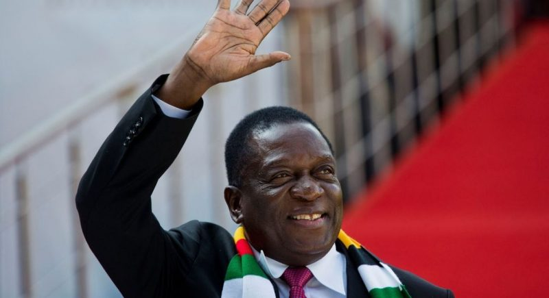 MDC Alliance Infuriated By Proposal To Allow Mnangagwa Over 2 Terms