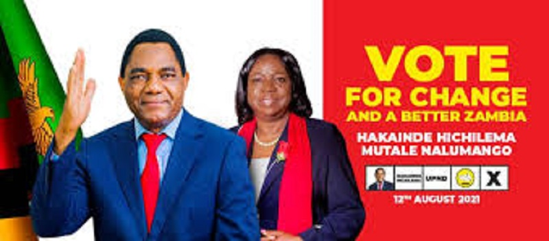 Zambia Elections: We're Poised For Victory - Opposition Leader Hachimi Zambia Elections: Opposition Leader Hichilema Takes Early Lead Zambia's New President: Mnangagwa Leaves To Attend Hichilema's Inauguration