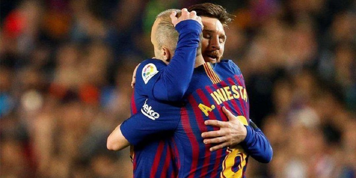 Difficult To See Messi Wearing Any Other Jersey At Camp Nou - Iniesta I'm Not Ready For This - Emotional Lionel Messi During Presser