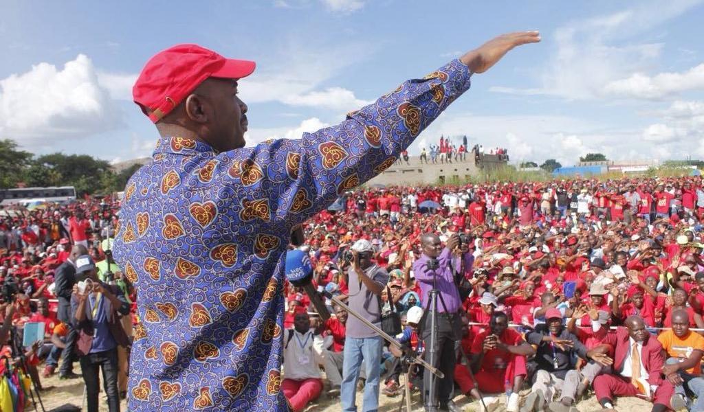 MDC Alliance Praises Kwekwe Deputy Mayor For Remaining Resolute Amid Persecution We've A Plan For Uzumba - MDC Alliance