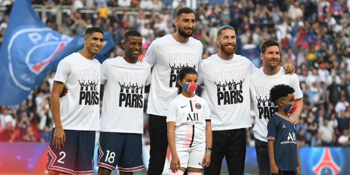 PSG: Ecstatic Reception For Messi While Mbappe Is Booed