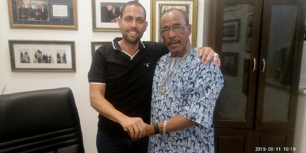 RONNY LEVI MUSAN AND Gregory Turner Death Of American Anti-Sanctions Campaigner Divides Zimbabweans