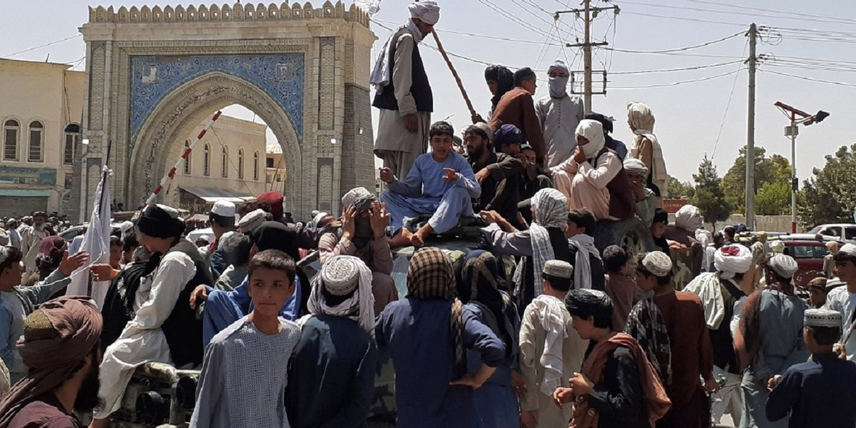 Afghanistan: Be Calm, We Want To Take Kabul Peacefully - Taliban Journalist Threatened For Speaking To Zimbabweans In Afghanistan