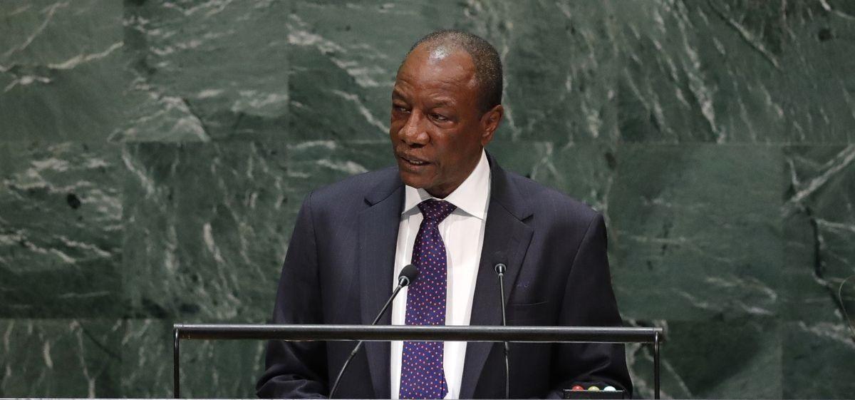 Guinea Coup Attempt: US, France, AU, UN Demand Release Of President Condé