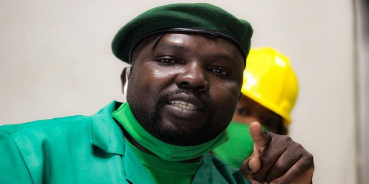 Former ZANU PF Youth Leader Tsenengamu Criticises ED At New Party Launch
