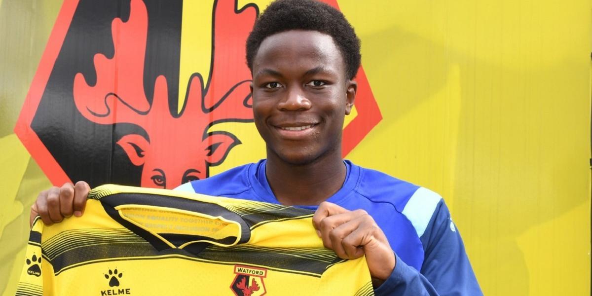 Watford Sign Zimbabwean Footballer Jimiel Chikukwa