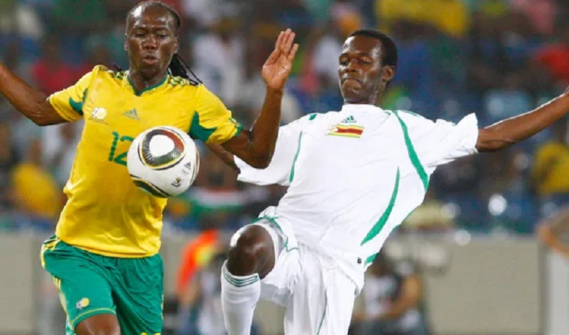 """""""We Know What That Battle Means,"""" Musona On Warriors, Bafana Match"""