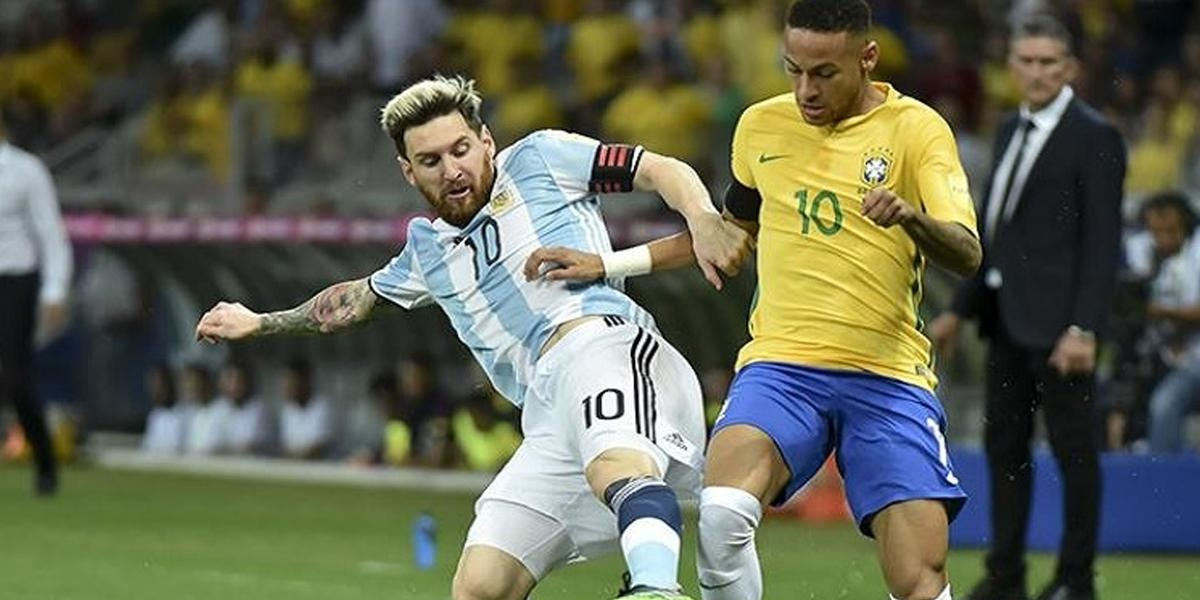 WATCH: The Moment Argentina, Brazil World Cup Match Was Called Off