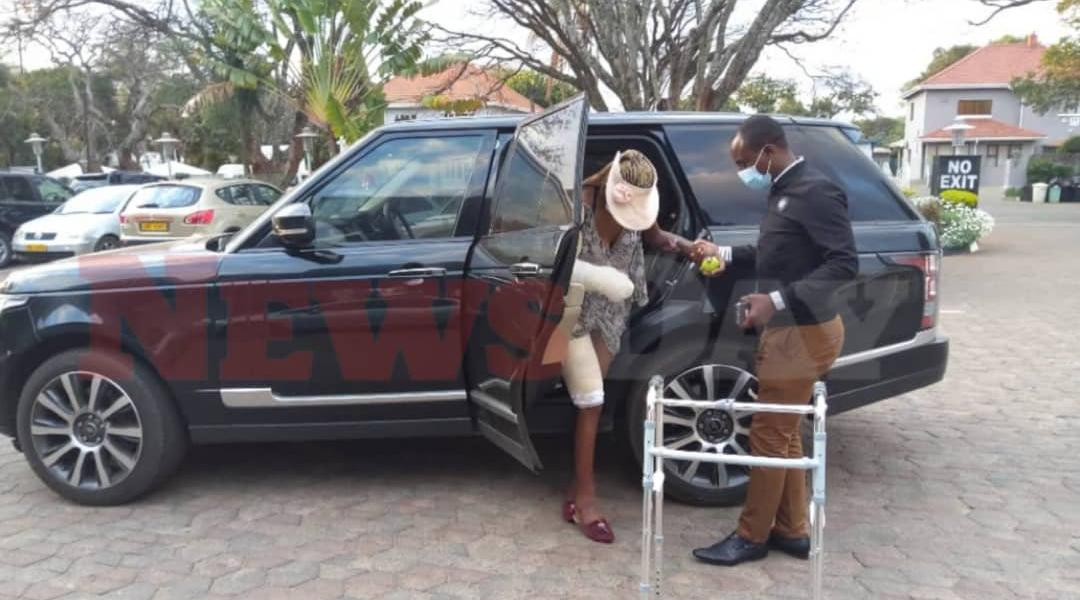 Marry Vs Chiwenga Divorce: Women's Rights Organisations Pleads With The VP