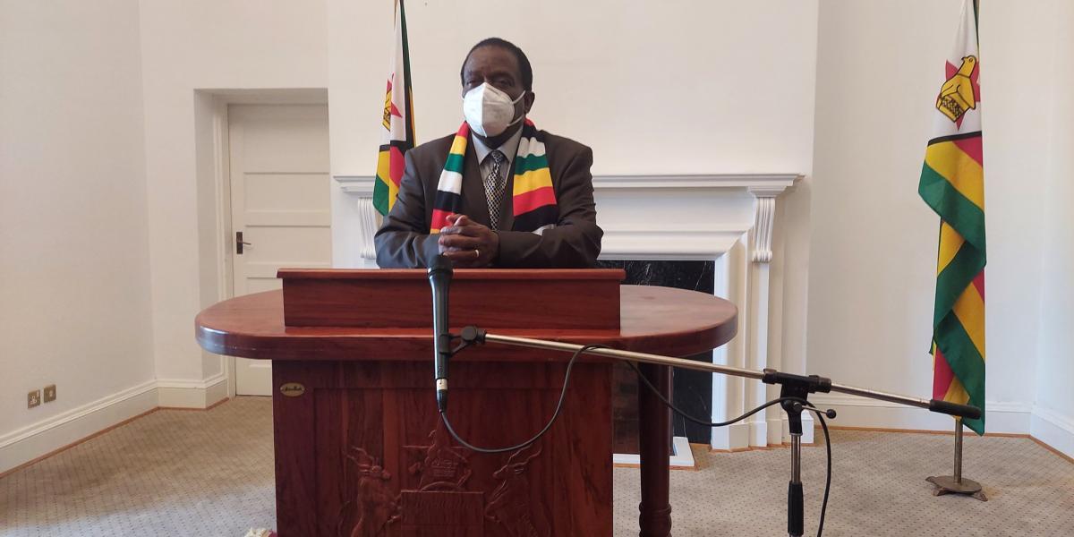 President Mnanagwa Extends Level 2 Lockdown Measures