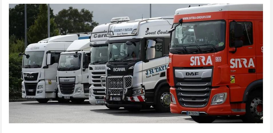 UK To Easy Visa Requirements For Truck Drivers Amid Fuel Crisis
