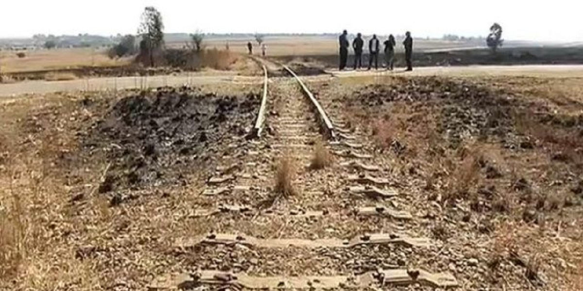 South Africa: Zimbabwean Trio Arrested For Theft Of Railway Tracks