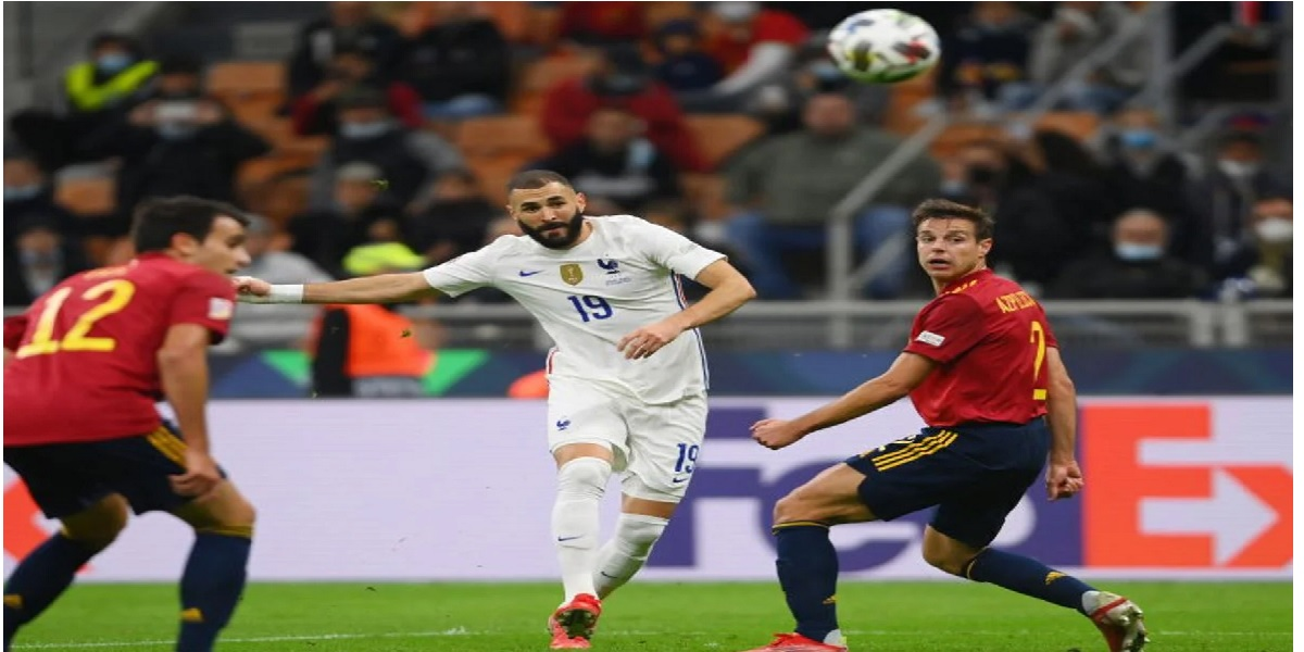 Benzema Speaks On Nations League Victory Against Spain