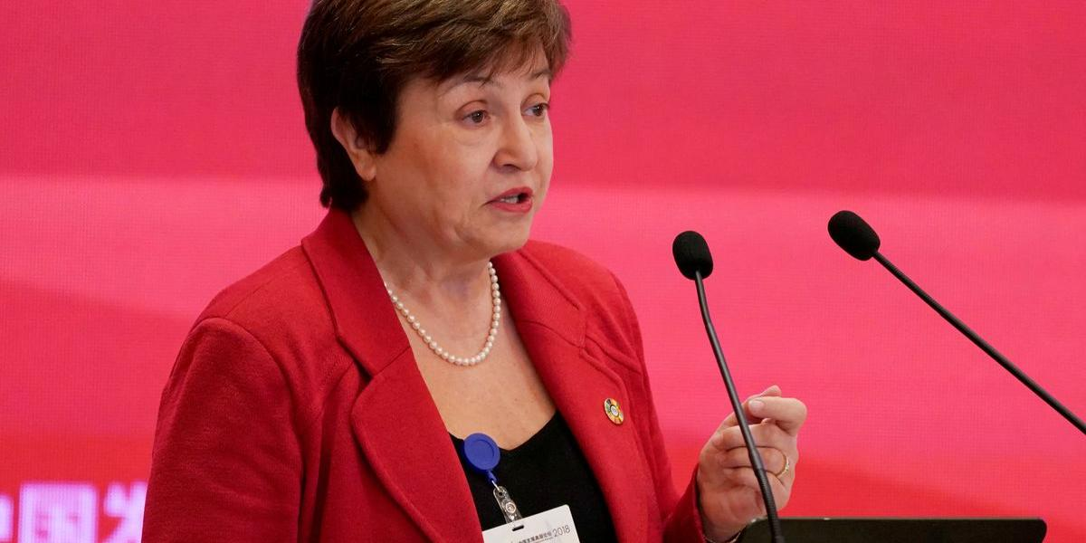 IMF Board Reaffirms 'Confidence' In MD Georgieva After Data-rigging Claims