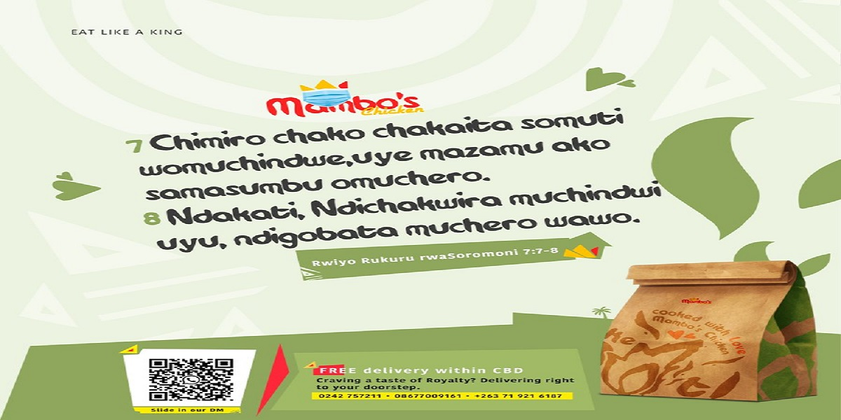 Mambo's Chicken Criticised For Sexually Suggestive Language In Its Adverts