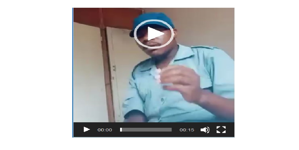 """Police Officer In Trouble Over """"Munyu Hauchavava"""" Song"""