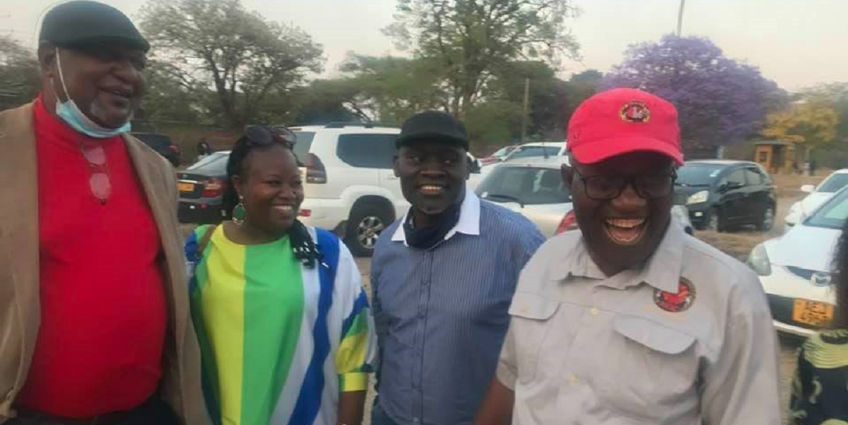 Chamisa Appoints Sesel Zvidzai As MDC Alliance Vice-Chairperson