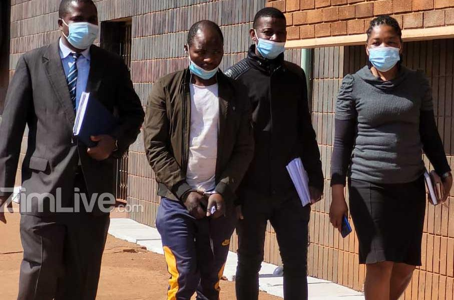 Prison Officers Appear In Court For Assisting Suspected Rapist Muropa Escape Jail